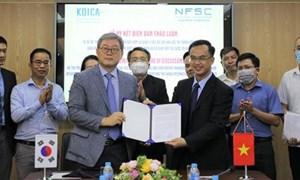 KOICA hỗ trợ Việt Nam nâng cao năng lực quản lý rủi ro tài chính