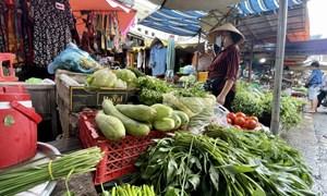 TP. Hồ Chí Minh cho phép một số chợ truyền thống bị phong tỏa bán lại một số mặt hàng