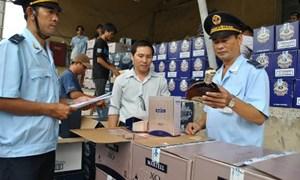 Ngành Hải quan bắt giữ, xử lý gần 9.000 vụ buôn lậu và gian lận thương mại trong 6 tháng đầu năm