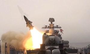 [Video] Nga khai hỏa tên lửa hành trình siêu âm uy lực trên biển Nhật Bản
