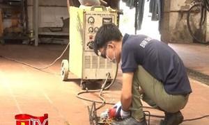 [Video] Những ẩn họa cháy nổ khó lường từ hàn cắt kim loại