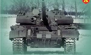 [Infographics] Bất ngờ sức mạnh loại xe tăng Nga vừa cấp cho Syria để hủy diệt phiến quân