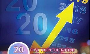 [Infographics] Dấu mốc nổi bật của thị trường chứng khoán Việt Nam sau hai thập kỷ