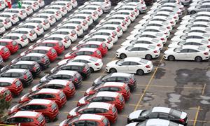 Trên 15.000 ô tô nhập khẩu vào Việt Nam trong tháng 6/2021