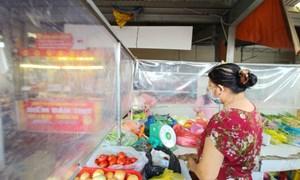 Giá thực phẩm ngày 22/7: Rau củ quả giảm nhẹ