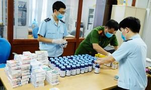 """Tổng cục Hải quan cảnh báo 08 chất """"ma túy mới"""" lần đầu phát hiện tại Việt Nam"""