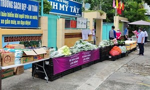 TP. Hồ Chí Minh tăng cường xe bán hàng lưu động, Đà Nẵng cam kết đủ hàng hóa thiết yếu