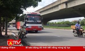 [Video] Khó khăn trong xử lý xe