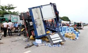 [Video] Khởi tố lái xe gây ra vụ tai nạn giao thông trên Quốc lộ 5