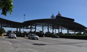 Các trạm BOT giao thông thuộc địa bàn Hà Nội đã tạm dừng thu phí