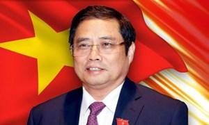 [Infographics] Chân dung Thủ tướng nhiệm kỳ 2021 - 2026 Phạm Minh Chính