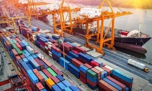 Xuất nhập khẩu hàng hóa nửa đầu tháng 7 giảm 4,8%