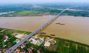 [Video] Toàn cảnh cầu 2.800 tỷ nối 2 tỉnh Hưng Yên và Hà Nam