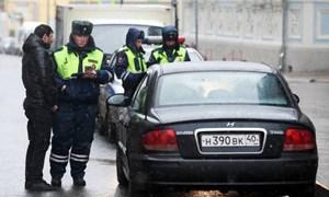 Cảnh sát giao thông Nga nhận 800 triệu USD tiền mãi lộ mỗi năm