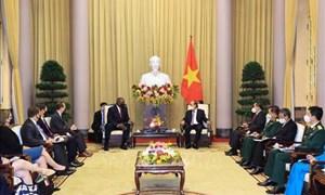 Thúc đẩy hợp tác toàn diện Việt Nam - Hoa Kỳ