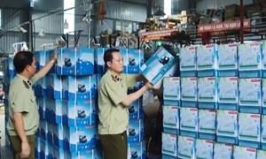 [Video] Hà Nội thu giữ gần 500 máy bơm