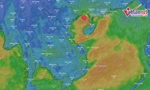 [Video] Bão số 3 gây mưa lớn cho Hà Nội từ chiều nay