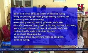 [Video] Hà Nội quy định 7 khoản Hội phụ huynh không được thu