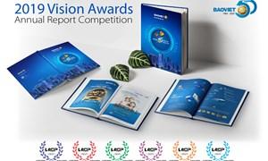 Tập đoàn Bảo Việt vinh dự đạt Top 17 Báo cáo tích hợp tốt nhất thế giới