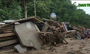 [Video] Ký ức kinh hoàng về trận lũ lịch sử ở Thanh Hóa