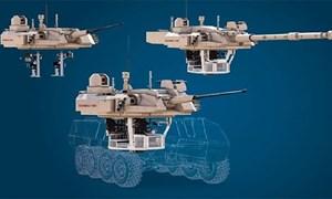 [Video] Cockrill 3000 series: Hỏa lực tương lai cho xe thiết giáp