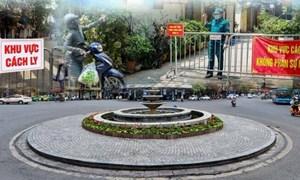 Thường trực Thành ủy đồng ý Hà Nội tiếp tục giãn cách xã hội thêm 15 ngày