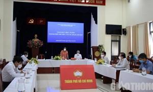 TP. Hồ Chí Minh: Khẩn cấp hỗ trợ hơn 900 tỷ đồng cho người khó khăn trước 10/8