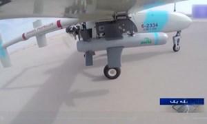 [Video] Iran thử hai loại bom thông minh giữa căng thẳng với Mỹ