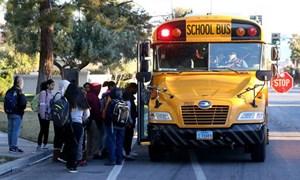 [Video] Hệ thống điện tử giúp tránh bỏ quên học sinh trên xe buýt ở Mỹ