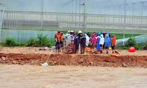 [Video] Giải cứu 41 người bị nước lũ bao vây tại Lâm Đồng