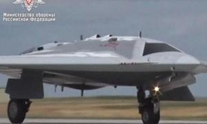 [Video] Nga tung video thử nghiệm UAV chiến đấu