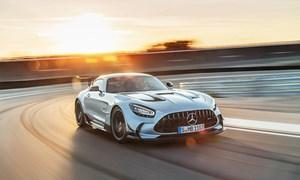 [Video] Mercedes-AMG GT Black Series, mẫu xe thương mại có động cơ siêu khủng