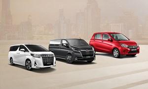 [Infographics] 10 ôtô bán ít nhất tháng 7
