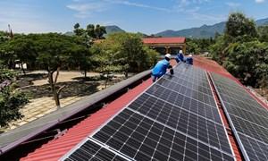 [Infographics] Thêm 19.000 dự án điện Mặt Trời được lắp đặt