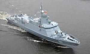 [Ảnh] Hải quân Nga nâng cấp tàu tên lửa Nanuchka tiệm cận tính năng Karakurt