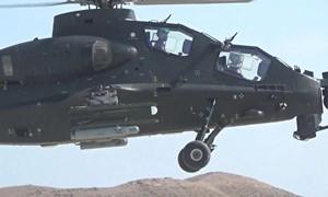 [Video] Xem trực thăng Trung Quốc thử nghiệm tên lửa mới