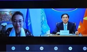 Việt Nam đóng góp thiết thực vào các nỗ lực thúc đẩy hợp tác khu vực