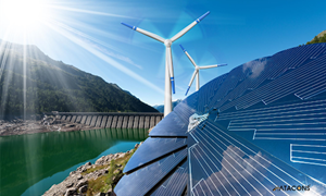 [Infographics] Thế giới cần tăng nỗ lực phát triển năng lượng bền vững