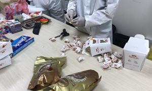 Hải quan bắt giữ hơn 30kg ma túy tổng hợp MDMA và Ketamin
