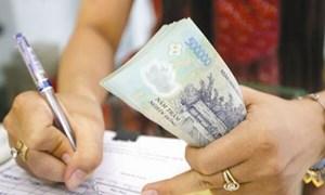 Bổ sung mức phạt vi phạm hành chính trong thanh toán, cho vay tiêu dùng