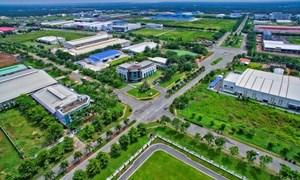Xây dựng hạ tầng khu công nghiệp số 5 Hưng Yên với tổng vốn đầu tư gần 2.400 tỷ đồng