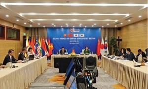 Dấu ấn tài chính Việt Nam trong hội nhập quốc tế