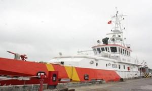 Hơn 420 tỷ đồng đầu tư tàu cứu nạn xa bờ trước năm 2023