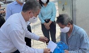 TP. Hồ Chí Minh: Đề xuất bổ sung hơn 2.500 tỷ đồng hỗ trợ hộ nghèo và lao động tự do