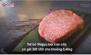 [Video] Vẫn chỉ là thịt bò, tại sao thịt của Nhật lại có giá 'cắt cổ'?