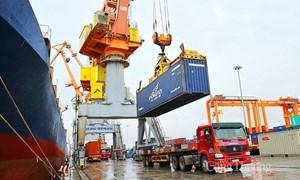 Cán cân thương mại được dự báo sẽ cải thiện trong thời gian tới