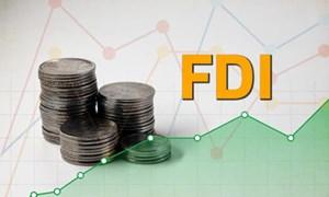 Thu hút FDI 8 tháng năm 2020 đạt 19,54 tỷ USD