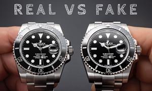 [Video] Cách phát hiện đồng hồ Cartier, Rolex giả