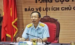 Tổng cục trưởng Tổng cục Hải quan động viên cán bộ công chức, viên chức, người lao động toàn ngành Hải quan