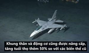 [Video] Công nghệ Mỹ trang bị trên tiêm kích F-16V